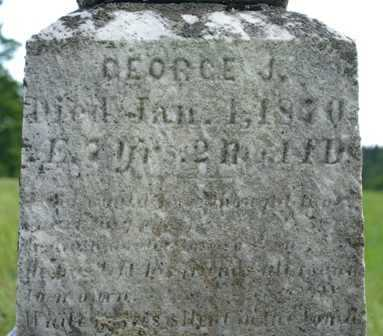 MUMFORD, GEORGE J - Lewis County, New York   GEORGE J MUMFORD - New York Gravestone Photos