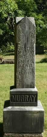 MURRAY, ADDIE A. - Lewis County, New York   ADDIE A. MURRAY - New York Gravestone Photos