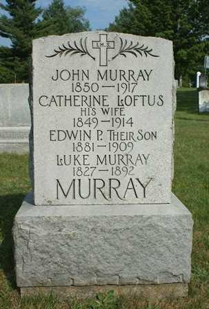 MURRAY, LUKE - Lewis County, New York | LUKE MURRAY - New York Gravestone Photos