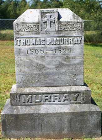 MURRAY, THOMAS P. - Lewis County, New York | THOMAS P. MURRAY - New York Gravestone Photos