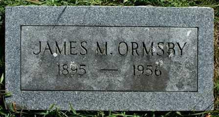 ORMSBY, JAMES M. - Lewis County, New York | JAMES M. ORMSBY - New York Gravestone Photos
