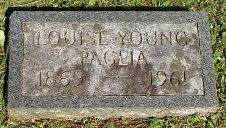 PAGLIA, LOUISE - Lewis County, New York | LOUISE PAGLIA - New York Gravestone Photos