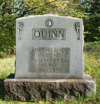 QUINN, IDA M. - Lewis County, New York | IDA M. QUINN - New York Gravestone Photos