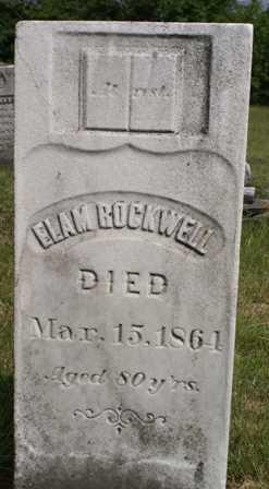 ROCKWELL, ELAM - Lewis County, New York   ELAM ROCKWELL - New York Gravestone Photos