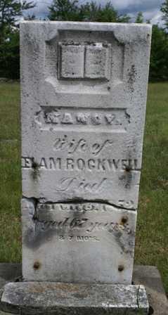 ROCKWELL, NANCY - Lewis County, New York   NANCY ROCKWELL - New York Gravestone Photos