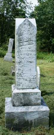 ROXBY, MINNIE - Lewis County, New York   MINNIE ROXBY - New York Gravestone Photos