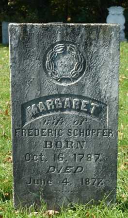 SCHOPFER, MARGARET - Lewis County, New York | MARGARET SCHOPFER - New York Gravestone Photos