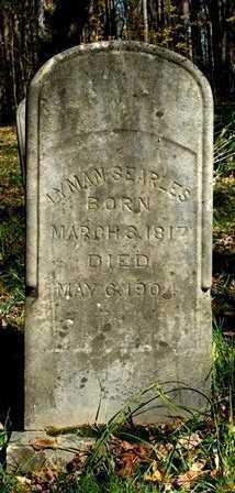 SEARLES, LYMAN - Lewis County, New York   LYMAN SEARLES - New York Gravestone Photos