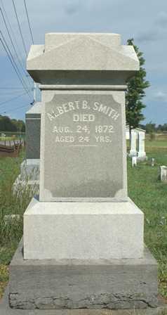 SMITH, ALBERT B. - Lewis County, New York   ALBERT B. SMITH - New York Gravestone Photos