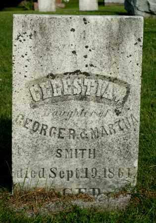 SMITH, CELESTIA - Lewis County, New York | CELESTIA SMITH - New York Gravestone Photos