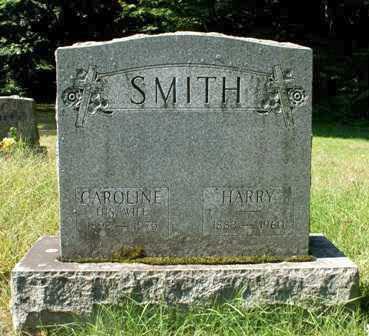 SMITH, CAROLINE - Lewis County, New York   CAROLINE SMITH - New York Gravestone Photos
