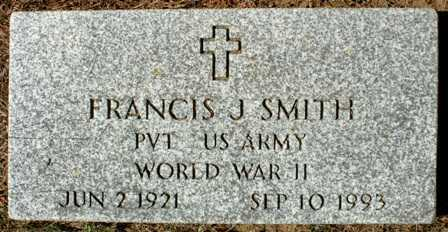 SMITH, FRANCIS J. - Lewis County, New York | FRANCIS J. SMITH - New York Gravestone Photos