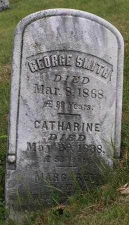 SMITH, CATHARINE - Lewis County, New York | CATHARINE SMITH - New York Gravestone Photos