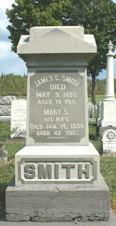 SMITH, MARY S. - Lewis County, New York | MARY S. SMITH - New York Gravestone Photos