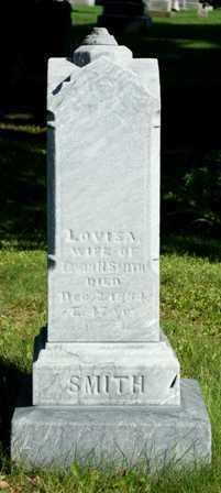 SMITH, LOVISA - Lewis County, New York | LOVISA SMITH - New York Gravestone Photos