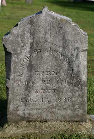 SMITH, MARTHA - Lewis County, New York   MARTHA SMITH - New York Gravestone Photos