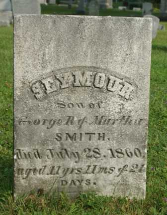 SMITH, SEYMOUR - Lewis County, New York | SEYMOUR SMITH - New York Gravestone Photos