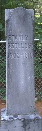 SZOLLOSI, STANLY - Lewis County, New York | STANLY SZOLLOSI - New York Gravestone Photos