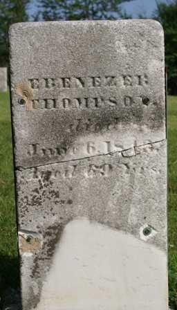 THOMPSON, EBENEZER - Lewis County, New York   EBENEZER THOMPSON - New York Gravestone Photos