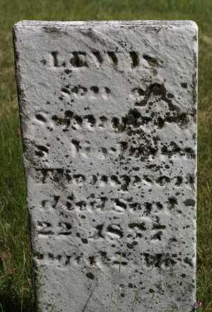 THOMPSON, LEWIS - Lewis County, New York   LEWIS THOMPSON - New York Gravestone Photos