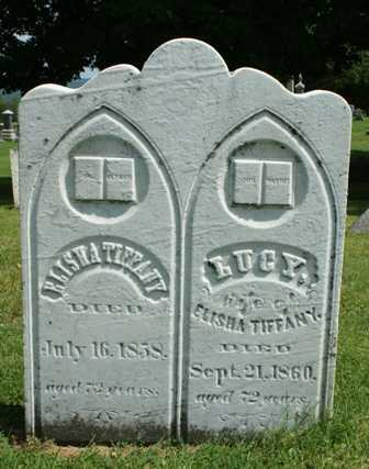 ARTHUR, LUCY - Lewis County, New York | LUCY ARTHUR - New York Gravestone Photos