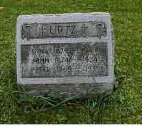 URTZ, PETER JR. - Lewis County, New York | PETER JR. URTZ - New York Gravestone Photos