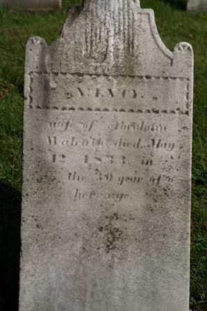 WALRATH, NANCY - Lewis County, New York | NANCY WALRATH - New York Gravestone Photos