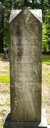 WETMORE, HARRIET - Lewis County, New York | HARRIET WETMORE - New York Gravestone Photos