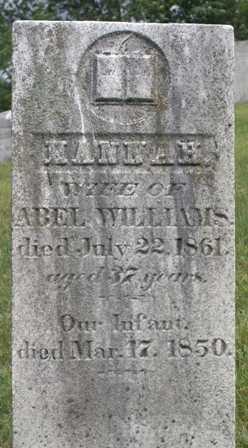 WILLIAMS, INFANT - Lewis County, New York | INFANT WILLIAMS - New York Gravestone Photos