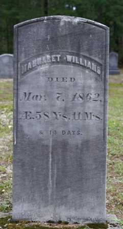 SAUNDERS WILLIAMS, MARGARET - Lewis County, New York | MARGARET SAUNDERS WILLIAMS - New York Gravestone Photos