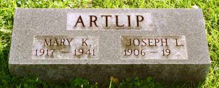 ARTLIP, JOSEPH - Livingston County, New York | JOSEPH ARTLIP - New York Gravestone Photos