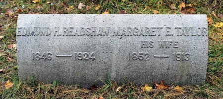 READSHAW, MARGARET E. - Livingston County, New York | MARGARET E. READSHAW - New York Gravestone Photos