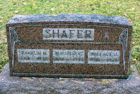 SHAFER, FRANKLIN M. - Livingston County, New York | FRANKLIN M. SHAFER - New York Gravestone Photos