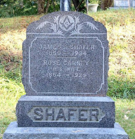 SHAFER, ROSE - Livingston County, New York | ROSE SHAFER - New York Gravestone Photos