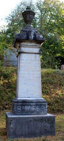 HAMSHER, HANNAH - Livingston County, New York | HANNAH HAMSHER - New York Gravestone Photos