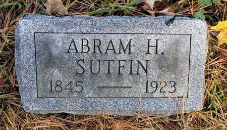 SUTFIN, ABRAM H. - Livingston County, New York | ABRAM H. SUTFIN - New York Gravestone Photos