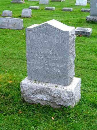 WALLACE, JAMES HALL - Livingston County, New York | JAMES HALL WALLACE - New York Gravestone Photos