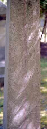 KNAUSS, POLLY - Livingston County, New York   POLLY KNAUSS - New York Gravestone Photos