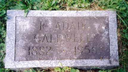 CALDWELL, RAYMOND ADAIR - Madison County, New York | RAYMOND ADAIR CALDWELL - New York Gravestone Photos