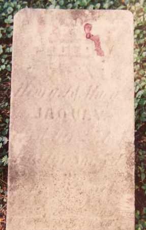 JAQUAY, PELEG Y. - Madison County, New York   PELEG Y. JAQUAY - New York Gravestone Photos