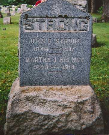 STRONG, OTIS BAKER - Madison County, New York   OTIS BAKER STRONG - New York Gravestone Photos