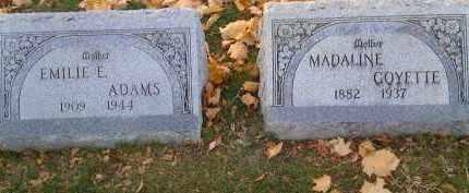 GOYETTE, EMILY ESTELLE - Monroe County, New York | EMILY ESTELLE GOYETTE - New York Gravestone Photos
