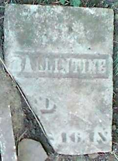 BALLENTINE, SAMUEL A. - Monroe County, New York | SAMUEL A. BALLENTINE - New York Gravestone Photos