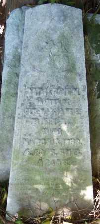 BELL, CATHARINE M. - Monroe County, New York | CATHARINE M. BELL - New York Gravestone Photos
