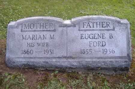 FORD, EUGENE B. - Monroe County, New York | EUGENE B. FORD - New York Gravestone Photos