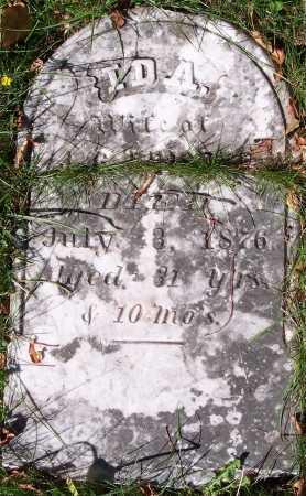 BUCHS FRISBEE, IDA G. - Monroe County, New York | IDA G. BUCHS FRISBEE - New York Gravestone Photos