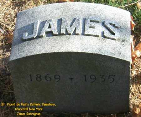 GARRAGHAN, JAMES - Monroe County, New York   JAMES GARRAGHAN - New York Gravestone Photos