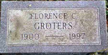 GROTERS, FLORENCE - Monroe County, New York | FLORENCE GROTERS - New York Gravestone Photos