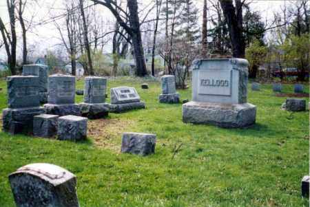 KELLOGG, FAMILY LOT - Monroe County, New York | FAMILY LOT KELLOGG - New York Gravestone Photos