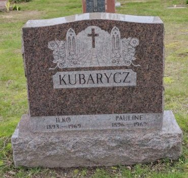 KUBARYCZ, PAULINE - Monroe County, New York | PAULINE KUBARYCZ - New York Gravestone Photos